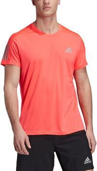 adidas Own The Run teknisk t-skjorte herre Rød