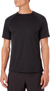 ENERGETICS Martin IV teknisk t-skjorte herre Svart