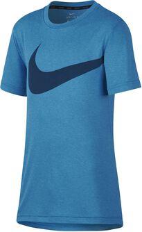 Breathe Hyper Graphic teknisk t-skjorte junior