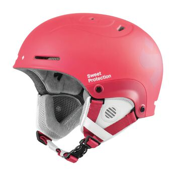 Sweet Protection Blaster II alpinhjelm junior Rød