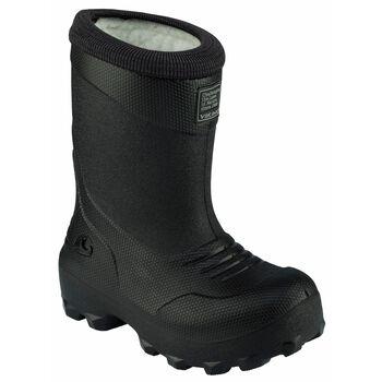 VIKING footwear Frost Fighter fôret gummistøvel barn/junior Svart