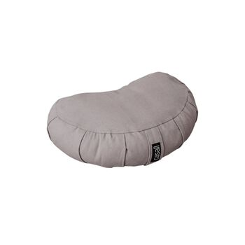 Casall Meditation Pillow Halfmoon Sha yoga pute Grå