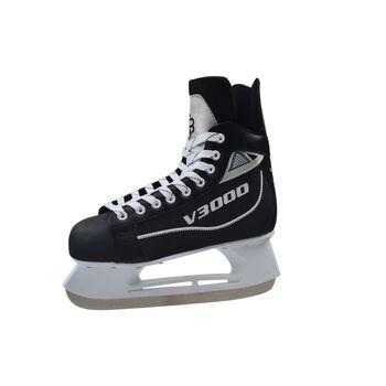 BAUD V3000 hockeyskøyte Herre Svart