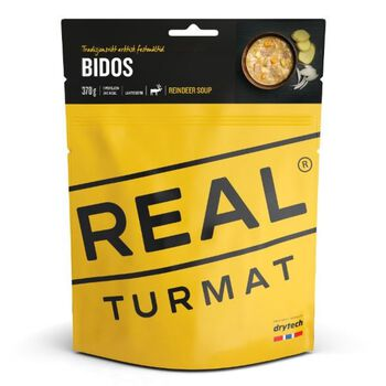 REAL turmat Bidos suppe 350 gr Gul