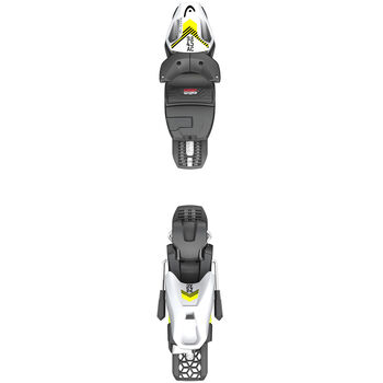 Head SLR 4.5 GW alpinbinding junior Flerfarvet
