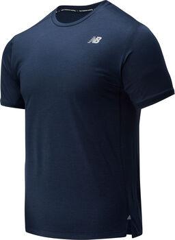 New Balance Impact Run teknisk t-skjorte herre Grå