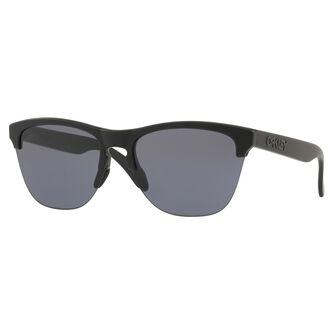 Frogskins Lite Gray - Matte Black solbriller