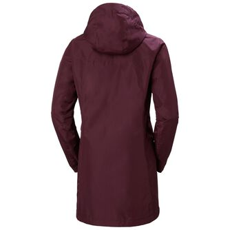 Aden Insulated regnjakke dame