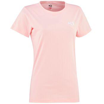 KARI TRAA Kari t-skjorte dame Rosa