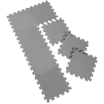 Casall Floor Protection Gulvbeskyttelse Grå
