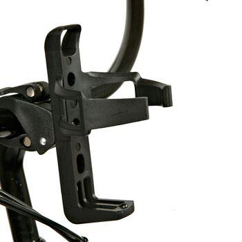 Bike-Tec Quick Release flaskeholder Svart