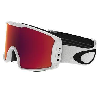 Oakley Line Miner - Matte Black - Prizm™ Torch Iridium goggles Herre Rød