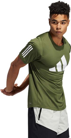 FreeLift teknisk t-skjorte herre