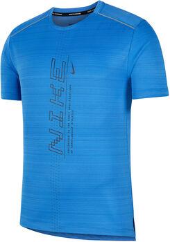 Nike Dri-FIT Miller teknisk tskjorte herre Blå