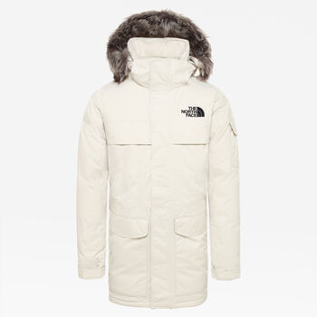 The North Face McMurdo dunjakke herre Hvit