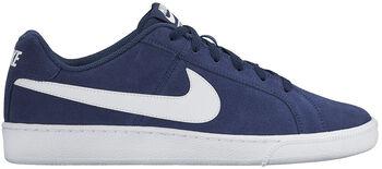 Nike Court Royale Suede fritidssko herre Blå
