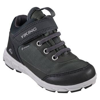 VIKING footwear Spectrum R Mid GTX fritidssko barn Svart