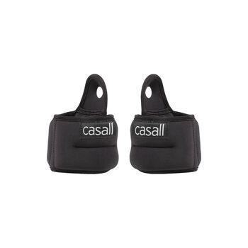Casall Wrist Weights vektmansjett 1 kg Svart
