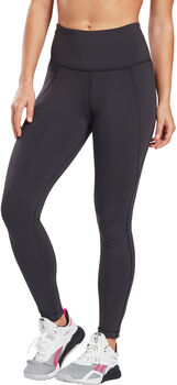 Reebok Lux High-Rise tights dame Svart