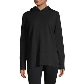 Casall Smooth Hood Sweater hetteganser dame Svart