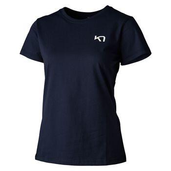 KARI TRAA Kari t-skjorte dame Blå