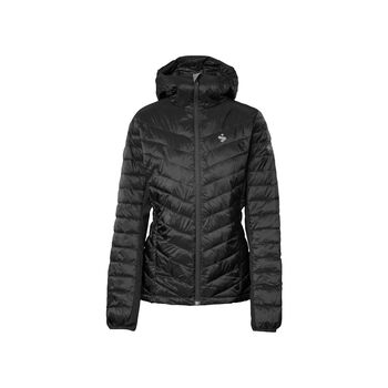 Sweet Protection Supernaut PrimaLoft® vattert jakke dame Svart