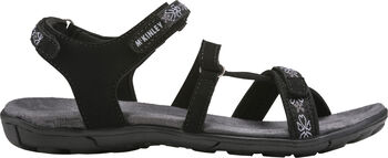 McKINLEY Aruba sandal dame Svart