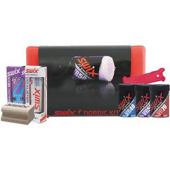 Swix P30VR Wax smøresett 7 deler Flerfarvet