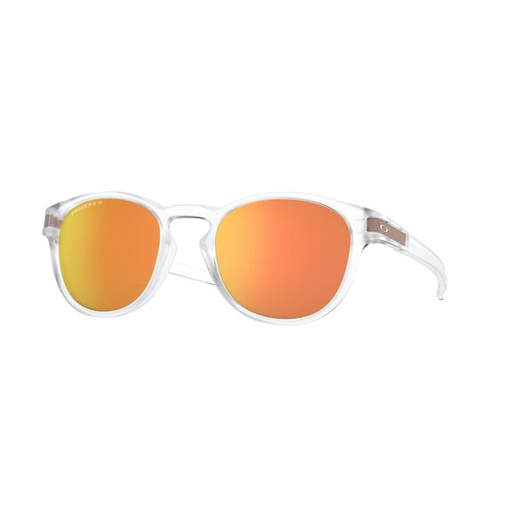 Latch Prizm™ Rose Gold Polarized - Matte Clear solbriller