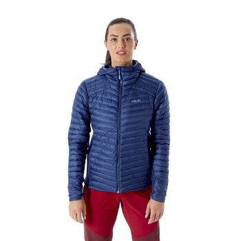 Rab Cirrus Flex 2.0 isolert jakke dame Blå