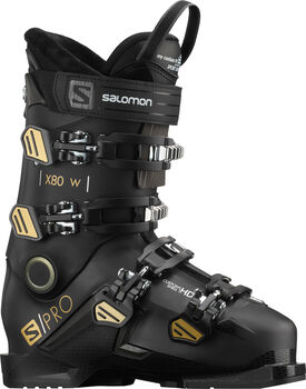 Salomon S/PRO X80 CS alpinstøvel dame Svart