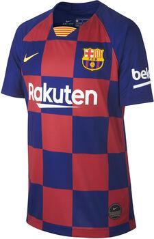 Nike FC Barcelona 2019/20 hjemmedrakt barn Blå