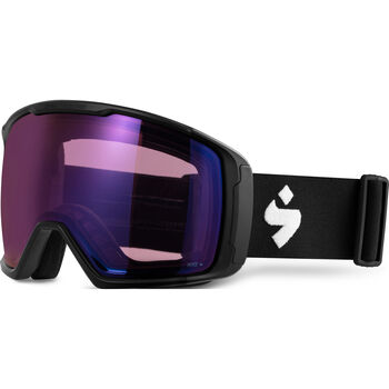 Sweet Protection Clockwork MAX RIG Light Amethyst alpinbriller Herre Svart
