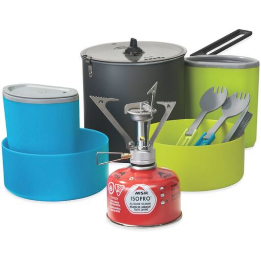 Pocketrocekt Stove kit- kjelesett