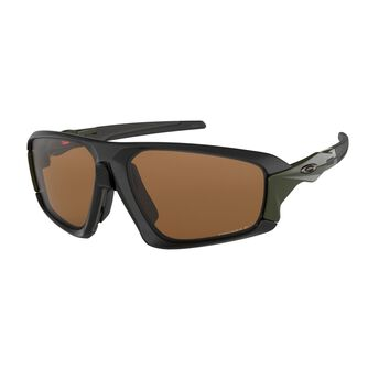 Field Jacket Prizm™ Tungsten Polarized - Matte Black Olive sportsbriller