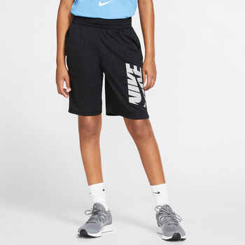 Nike Training shorts junior Gutt Svart