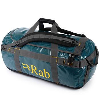 Rab Expedition Kitbag 80 L duffelbag Blå