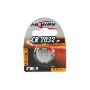 ANSMANN CR2032 batteri Brun