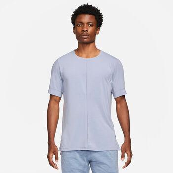 Nike Yoga Dri-FIT teknisk t-skjorte herre Blå