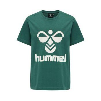 Hummel Tres S/S t-skjorte barn/junior Grønn