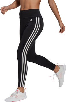 adidas Designed To Move High-Rise 7/8 tights dame Svart