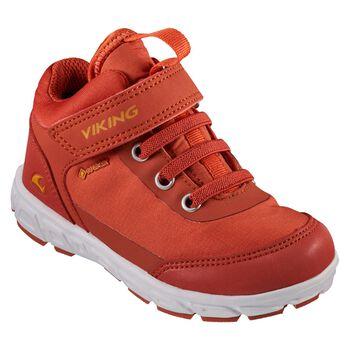VIKING footwear Spectrum R Mid GTX fritidssko barn Oransje