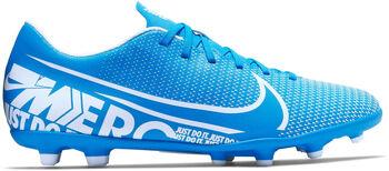 Nike Mercurial Vapor 13 Club fotballsko gress/kunstgress senior Herre Blå