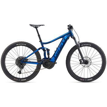 Giant Stance E+ 1 Pro 29er el-sykkel Blå