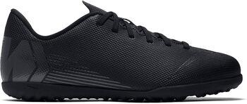 Nike Jr. Vapor X 12 Club fotballsko grus/kunstgress junior Gutt Svart