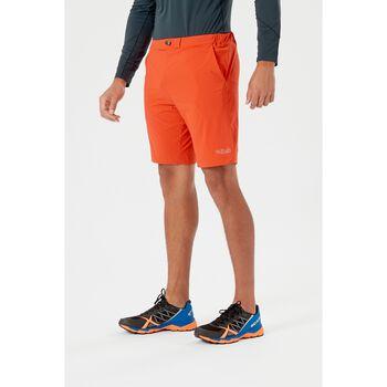 Rab Momentum shorts herre Oransje
