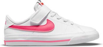 Nike Court Legacy fritidssko barn Hvit