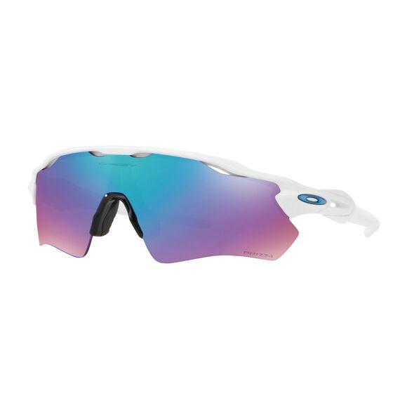 Radar EV Path Prizm Snow Polished White sportsbrille