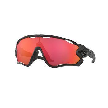 Oakley Jawbreaker Prizm™ Trail Torch - Matte Black sportsbriller Herre Svart
