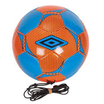UMBRO Neon Cord fotball med strikk Oransje